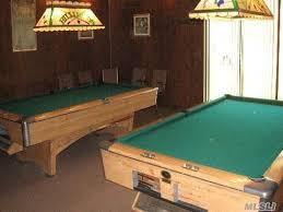 Billiards and Foosball