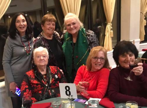 Volunteer Party 2019